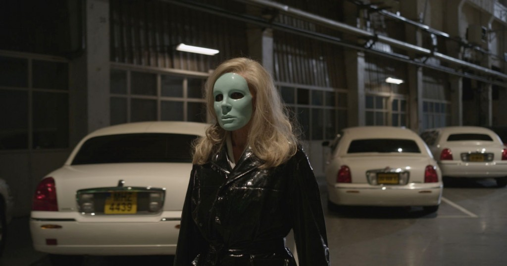 Holy Motors Schlussszene
